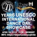 YEAR6 UNESCO IDD SHOWCASE 5for4 SPECIAL  all ages HALF TABLE front row