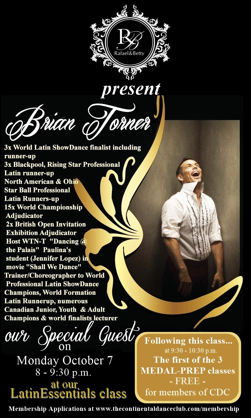 brian special guest!!