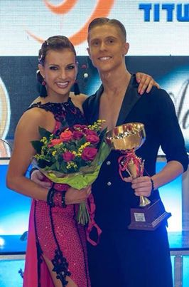 Patrick&Ella WDSF World Under21 10 dance CHAMPIONS