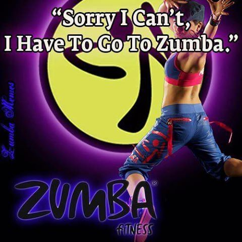 more  ZUMBA  COMING SOON…