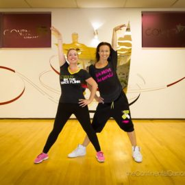 TUESDAYS 7-8PM are FABULOUS with Silvie Fitness THANK YOU!
