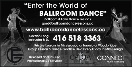 8-9 pm Group Lessons and 9-11 pm Dance Practices