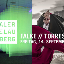 #TheArtOfCAPING PHOTOGRAPHY 2018 …. #UrbanMatador3 Angel Torres featuring Brian Torner LIVE opened in Duesseldorf, Germany @ Galerie Bernd A Lausberg