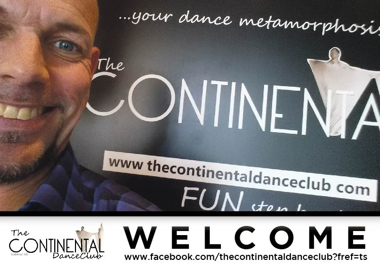 ATTENTION instructors/specialists/renters @ The Continental Dance Club … NO LESSONS/REHEARSALS during TTM!