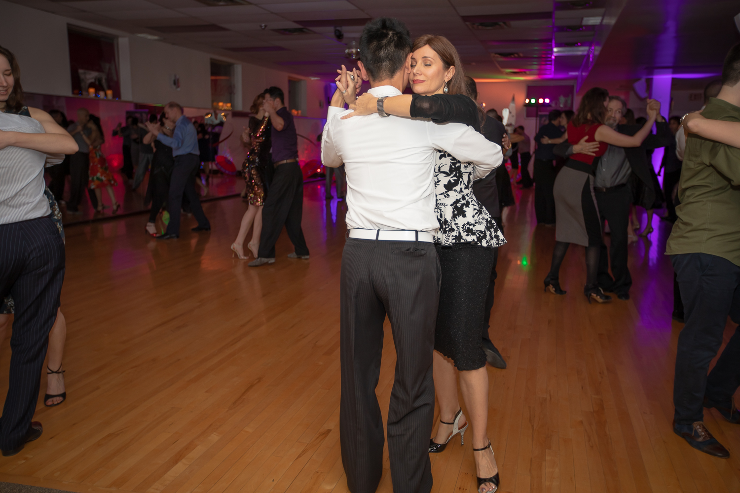 EVENTS> COME TANGO with us in 2019 8th edition www.TorontoTangoMarathon.com @ www.TheContinentalDanceClub.com