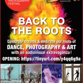 AD COPY READY > #BackToTheRoots #CONTACTPhotographyFestival > PinkPages INspired MEDIA advertising by www.ArchangelDesign.ca WOW