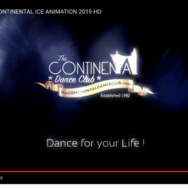 THANK YOU www.ArchangelDesign.ca YOUTUBE video treaser  for client > LOGO The Continental Dance Club
