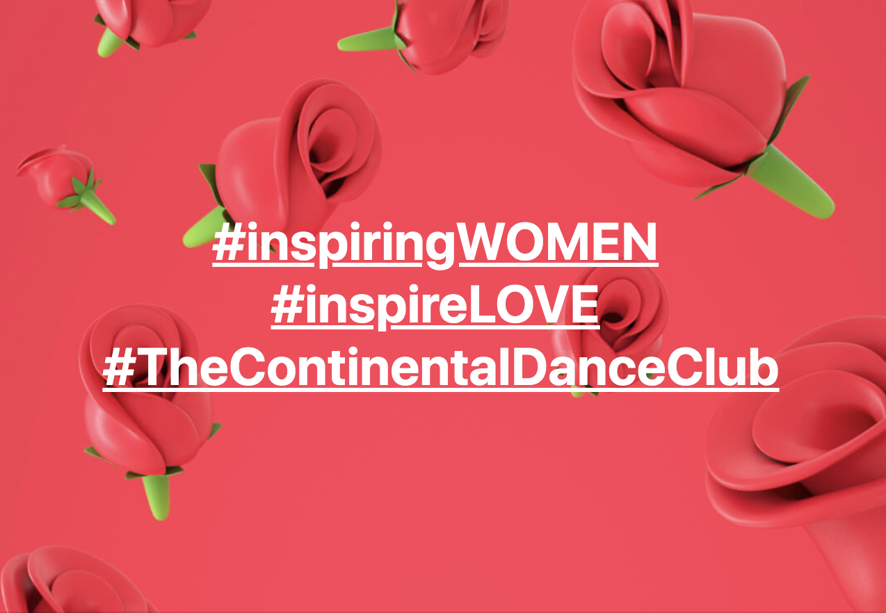 THANK YOU Silvie & TEAM! #TheContinentalDanceClub NOMINEE #POSITIVELGBTQBusinessOfTheYEAR2019 including ZUMBA since 2017  #inspiringWOMEN #inspireLOVE