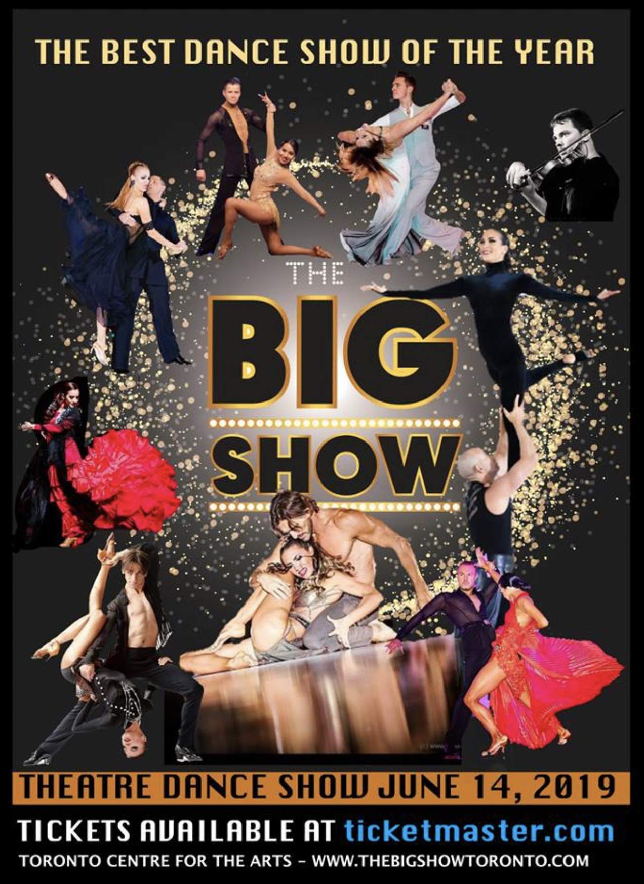 THANK YOU The BIG SHOW for supporting YEAR6 UNESCO International Dance Day SHOWCASE>
