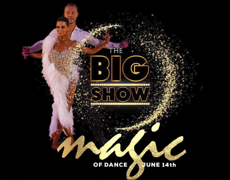 The BIG SHOW HONORING COMMUNITY> Welcome Ernst & Ursula Torner owners The Continental Dance Club SPECIAL GUESTS