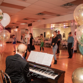 55 … and still fabulous with family & friends of dance @ The Continental Dance Club!