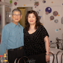THANK YOU DEAR JOSEPHINE BAU . for attending our event August 17 with Aaron Tang !
