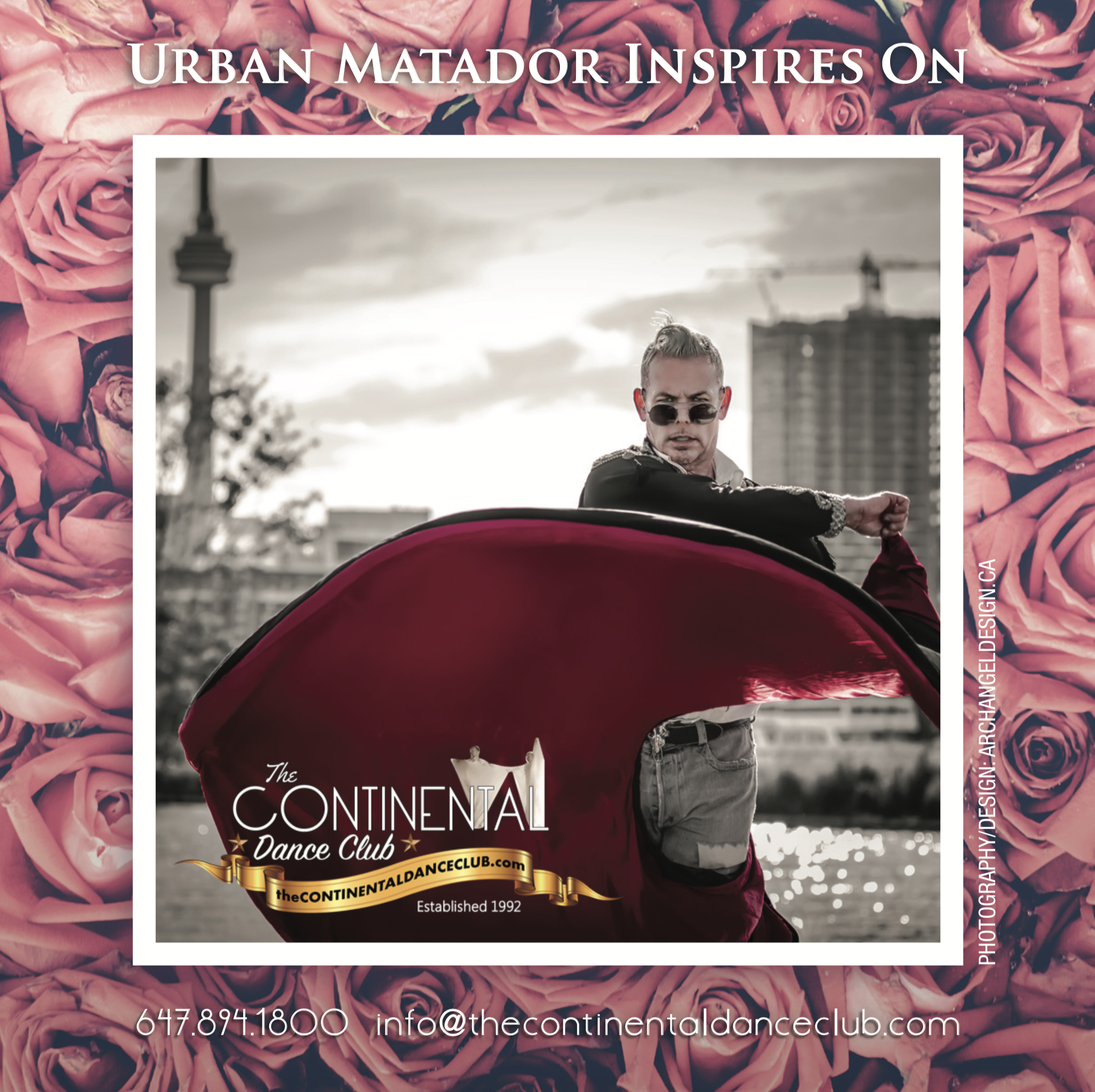 INSPIRE ON  > Urban Matador  DESCRIPTOR, C.V. + new developments