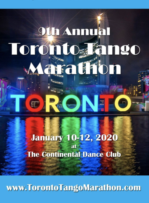 9th annual www.TorontoTangoMarathon.com RETURNS