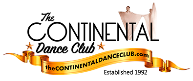 The Continental Dance Club | Brian Torner & Olga Foraponova-Wright NEW IMPROVED colorized & post by ArchangelDesign.ca