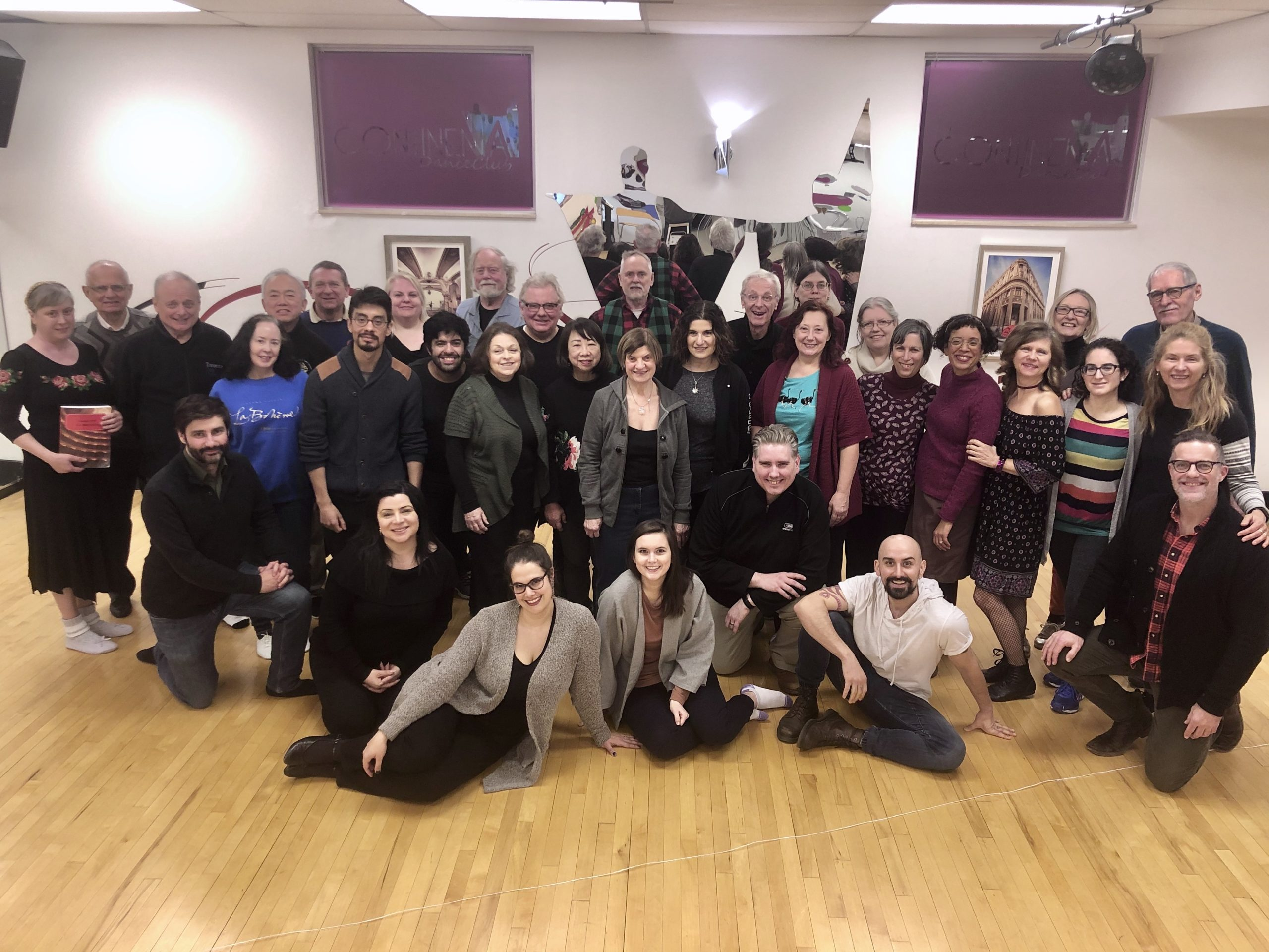 THANK YOU Mississauga Symphony Orchestra AND Toronto City Opera > FRIENDS of The Continental Dance Club
