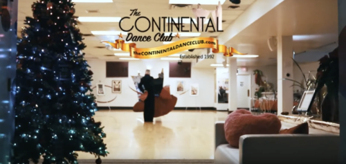 WELCOME (back) www.thecontinentaldanceclub.com WE'RE ON AIR!~