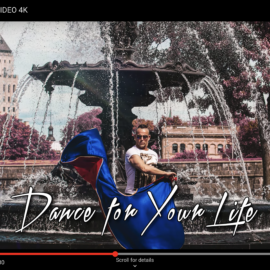 WORLD DANCE DAY — VIDEO MONTAGE SUBMISSION/SREQUEST/UPDATES ❤️
